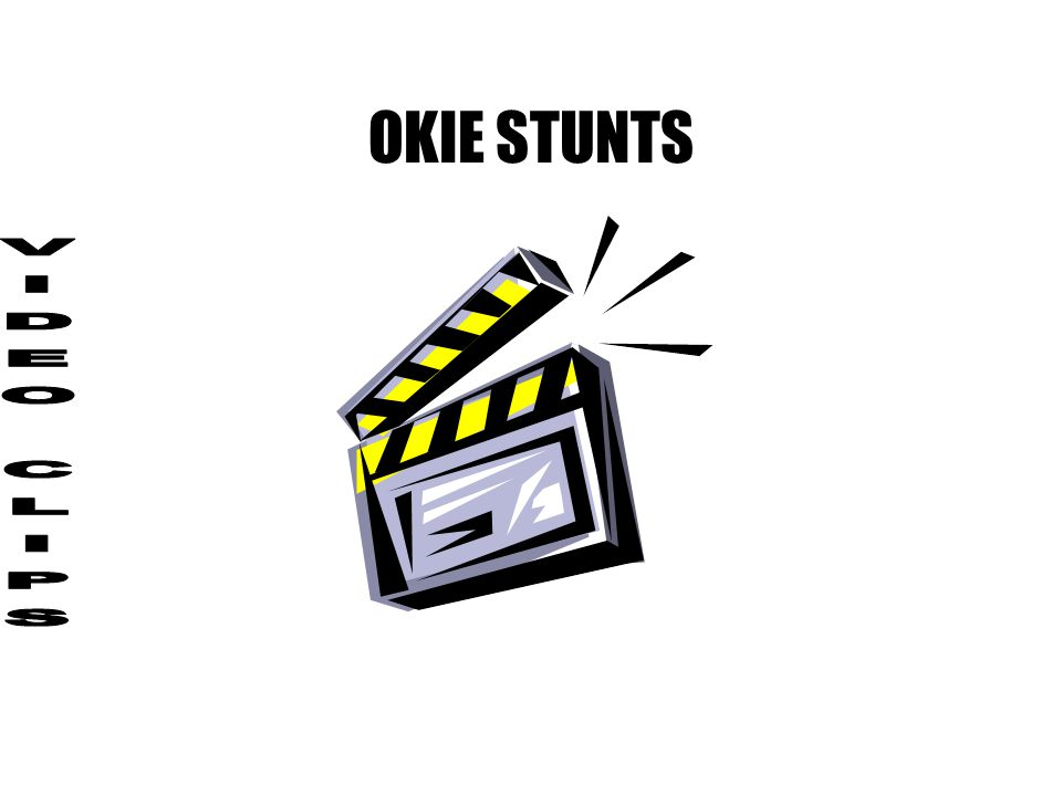 OKIE STUNTS VIDEO CLIPS