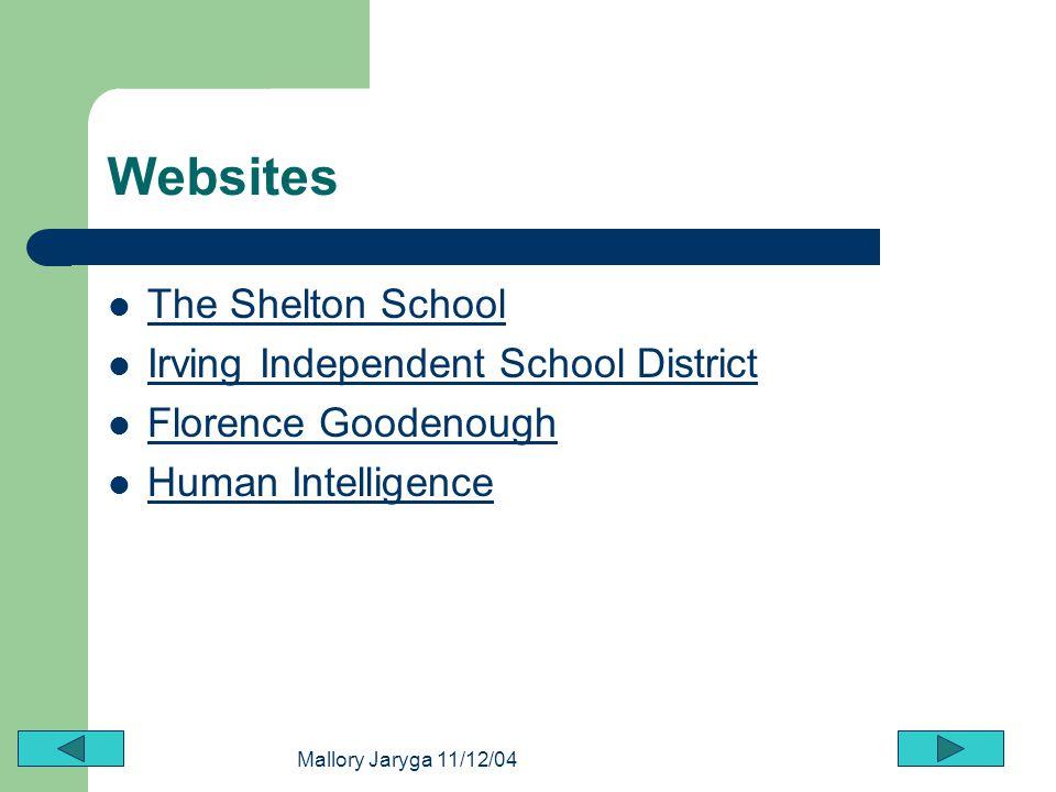 Websites The Shelton School Irving Independent School District