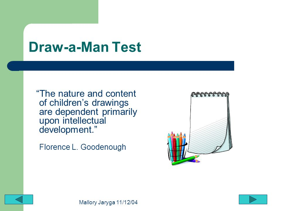 Draw-a-Man Test