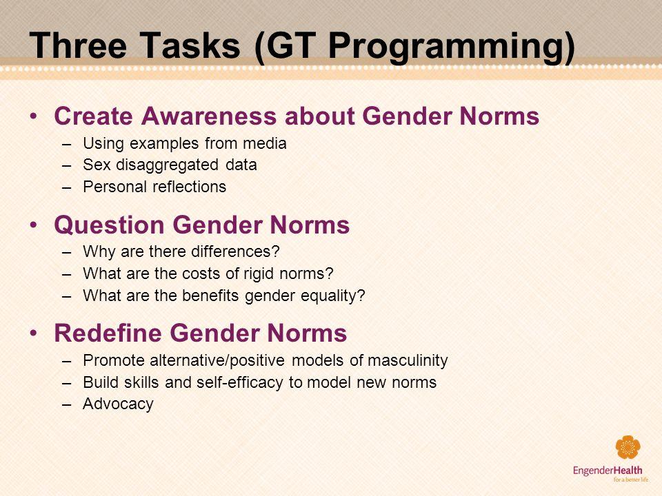 Three Tasks (GT Programming)