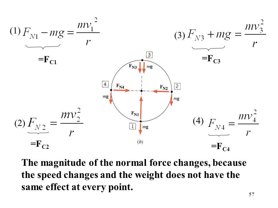 =FC1 (1) =FC3. (3) =FC2. (2) =FC4. (4)