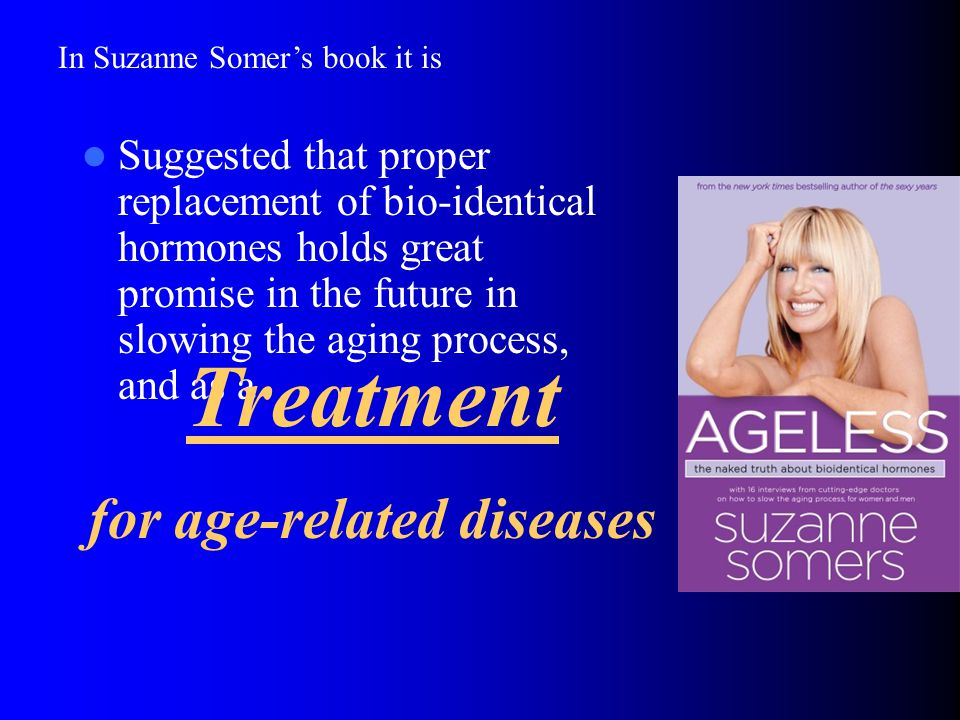 for age-related diseases