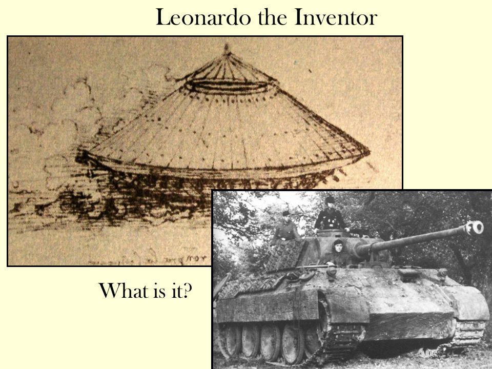 Leonardo the Inventor What is it 12