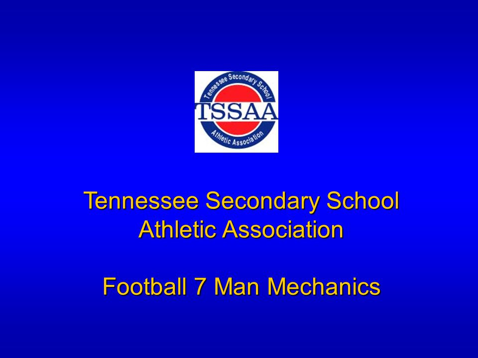 Tennessee Secondary School Athletic Association