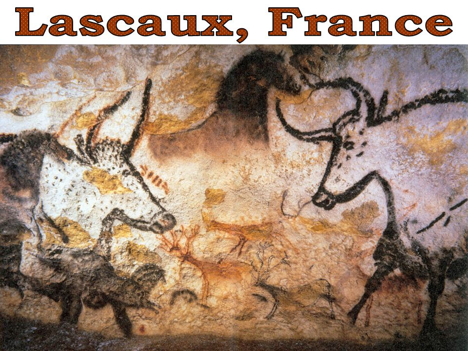 Lascaux, France