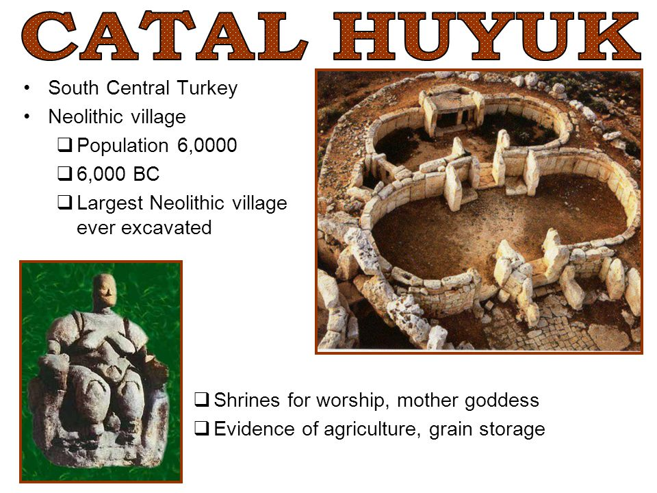 the evidence of a goddess cult at catal huyuk Annotated bibliography: evidence for a goddess cult at catal huyukintroduction  and outlinecatal hoyuk is a key site in the study of early urban.