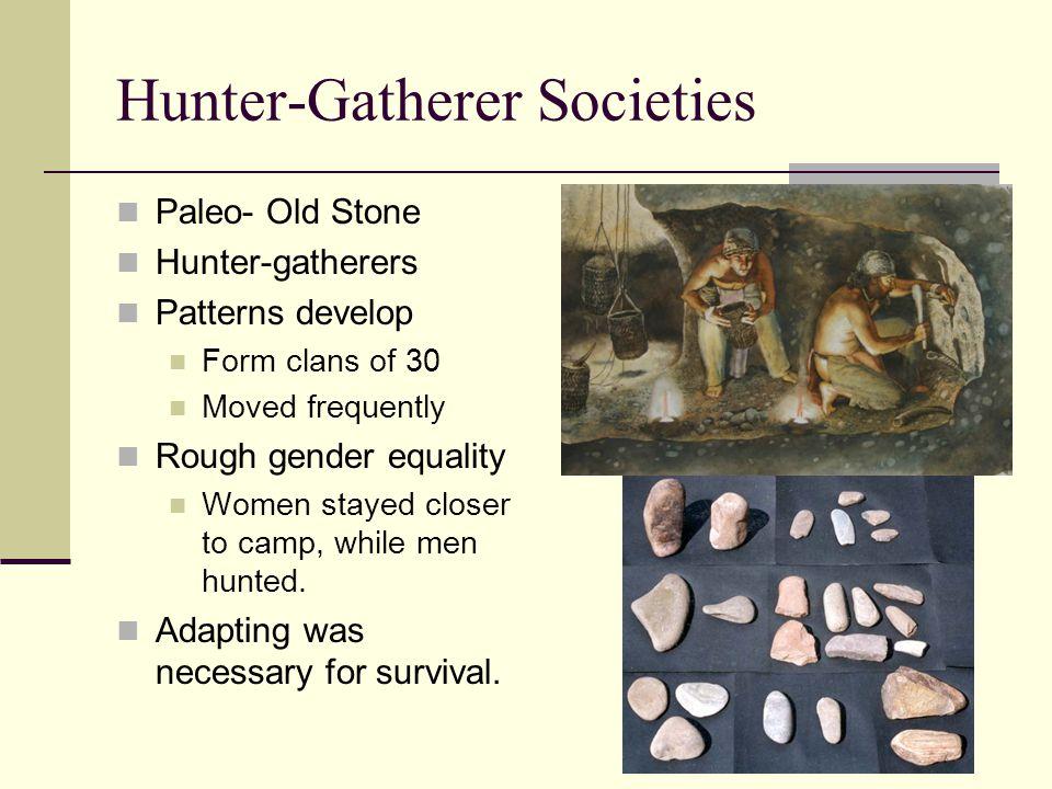 Hunter-Gatherer Societies