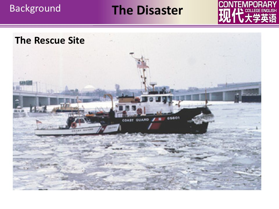 Background The Disaster The Rescue Site