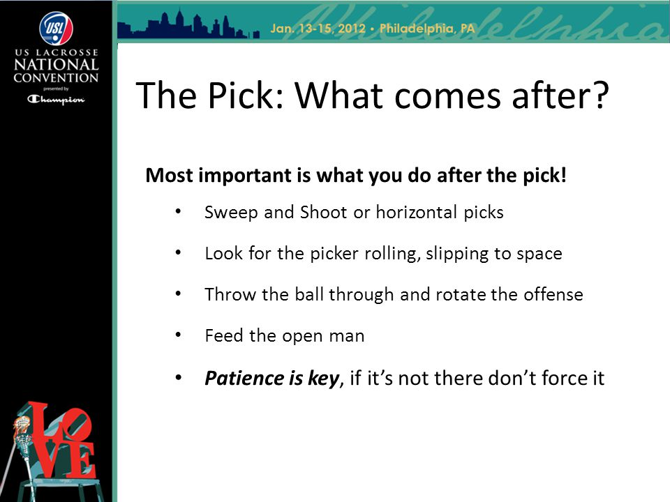The Pick: What comes after