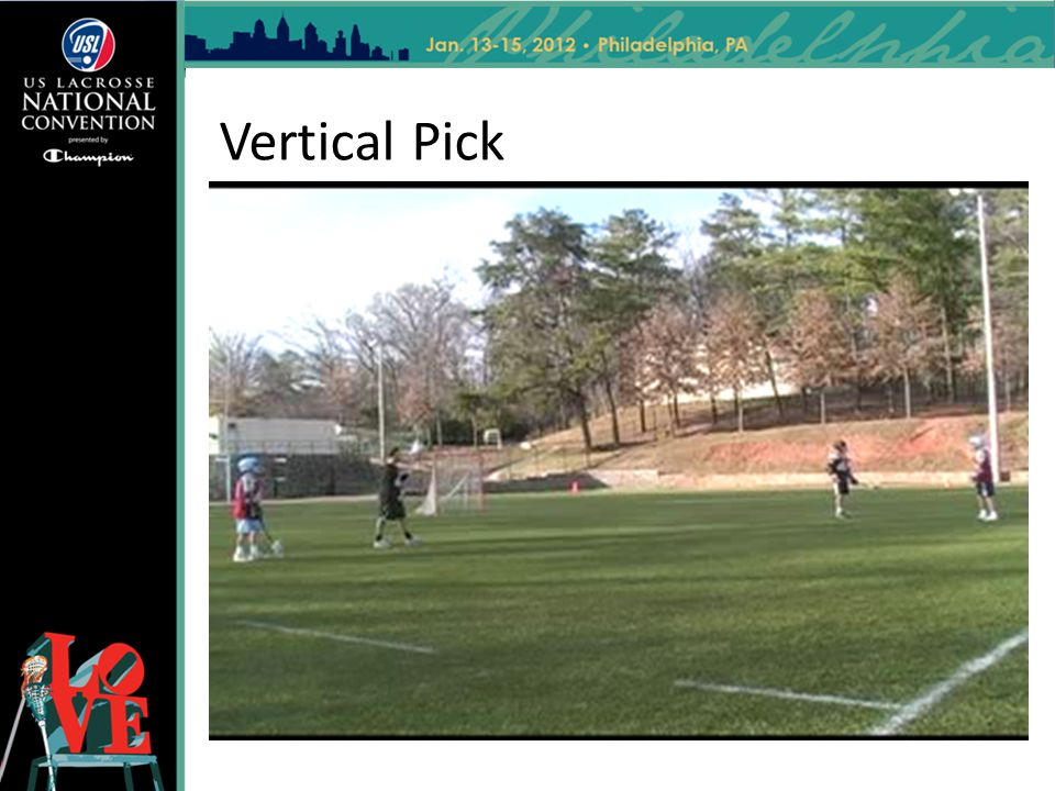 Vertical Pick