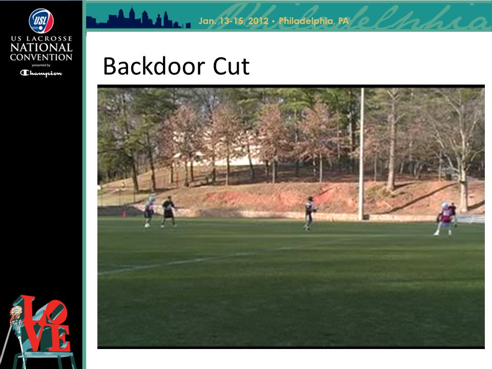 Backdoor Cut