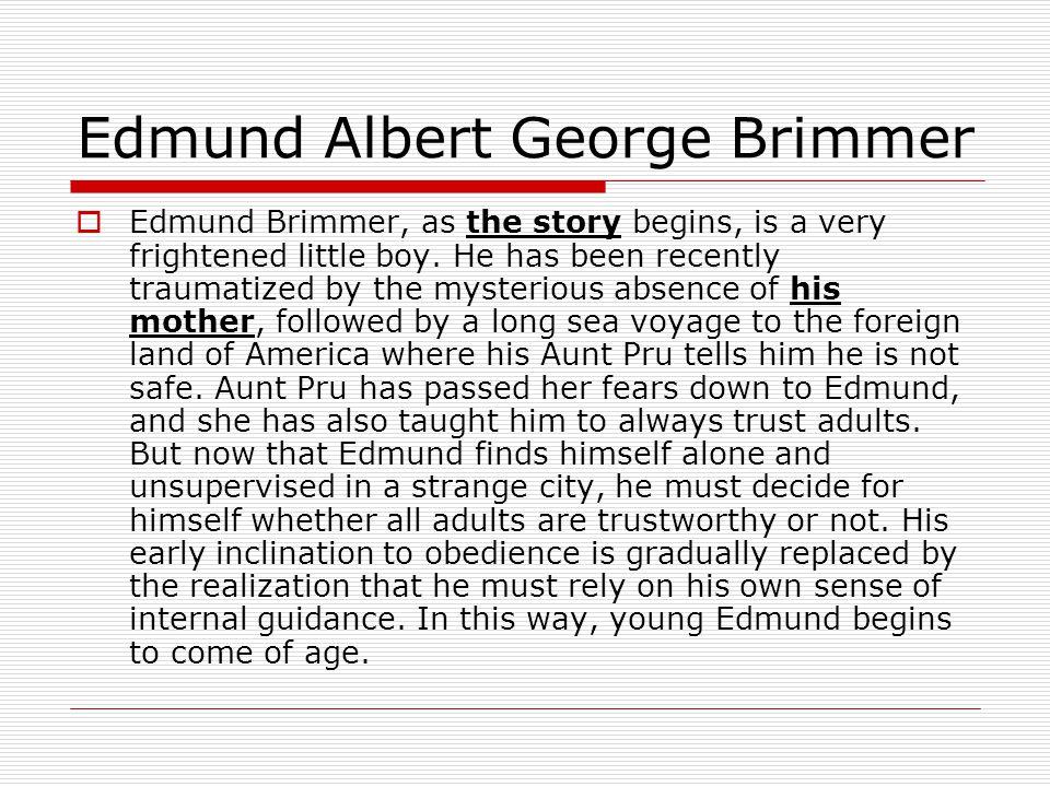 Edmund Albert George Brimmer