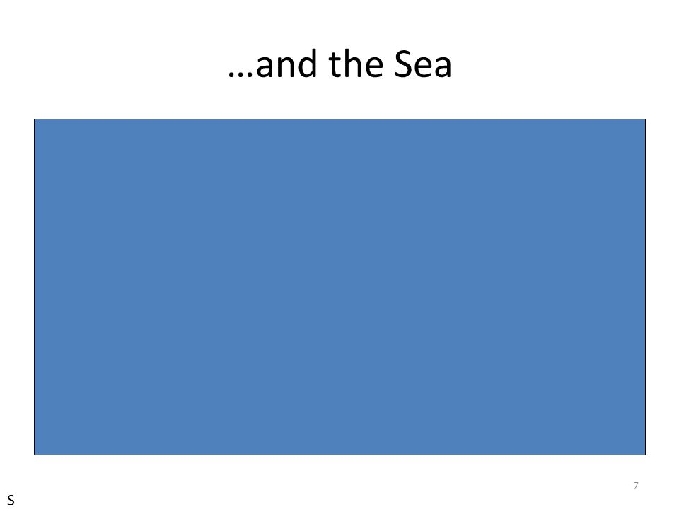 …and the Sea S