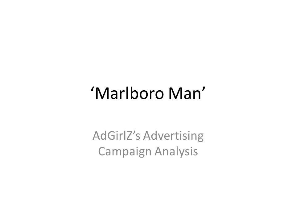 AdGirlZ's Advertising Campaign Analysis
