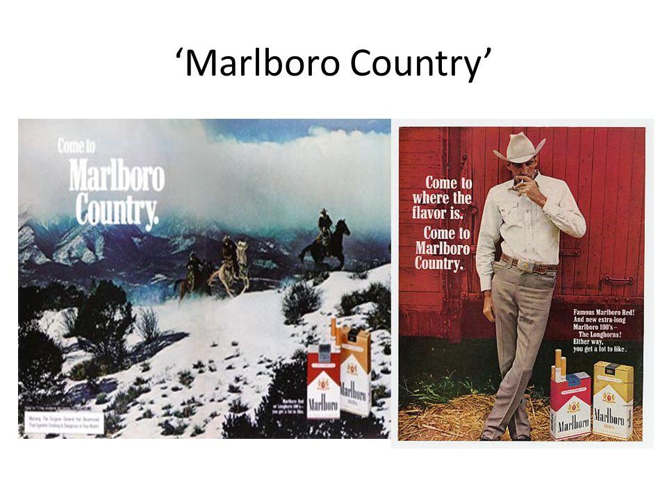 'Marlboro Country'