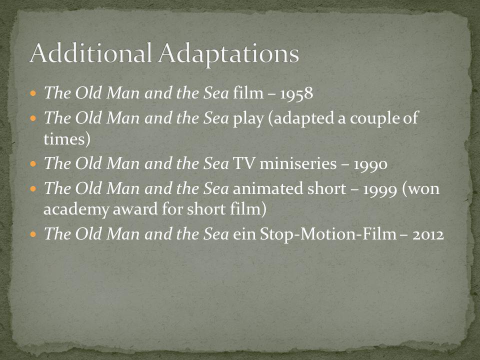 Additional Adaptations