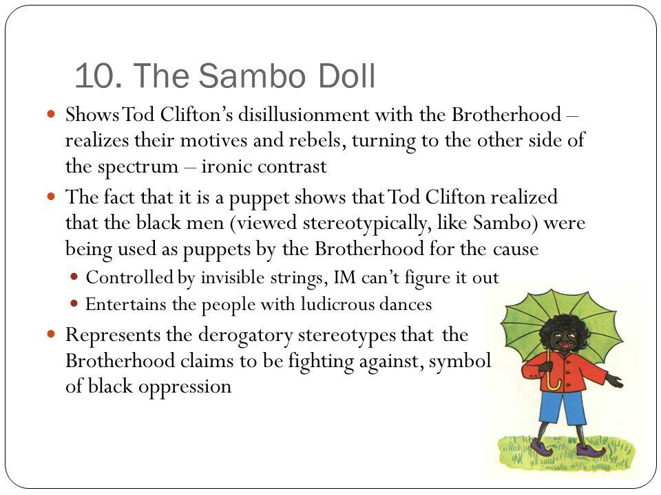 10. The Sambo Doll