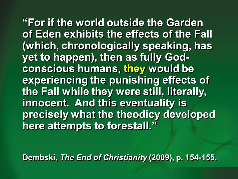 Dembski 2009, p. 154-155—humans vs animals #2