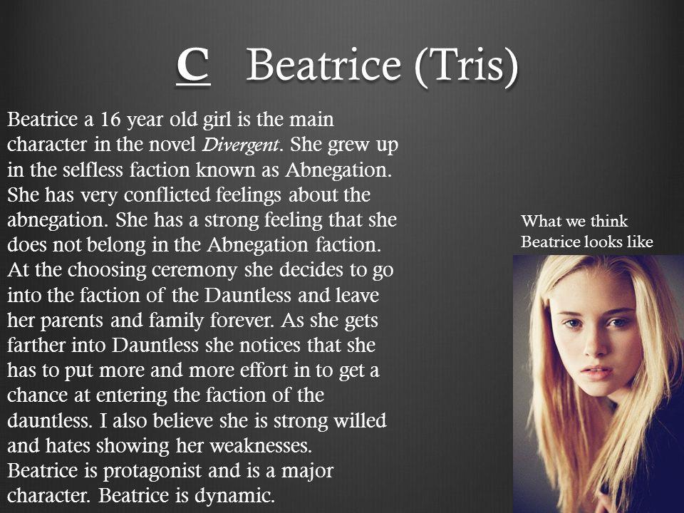 C Beatrice (Tris)