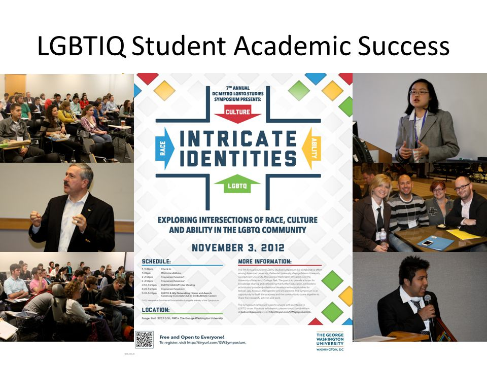 LGBTIQ Student Academic Success