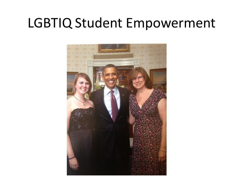 LGBTIQ Student Empowerment