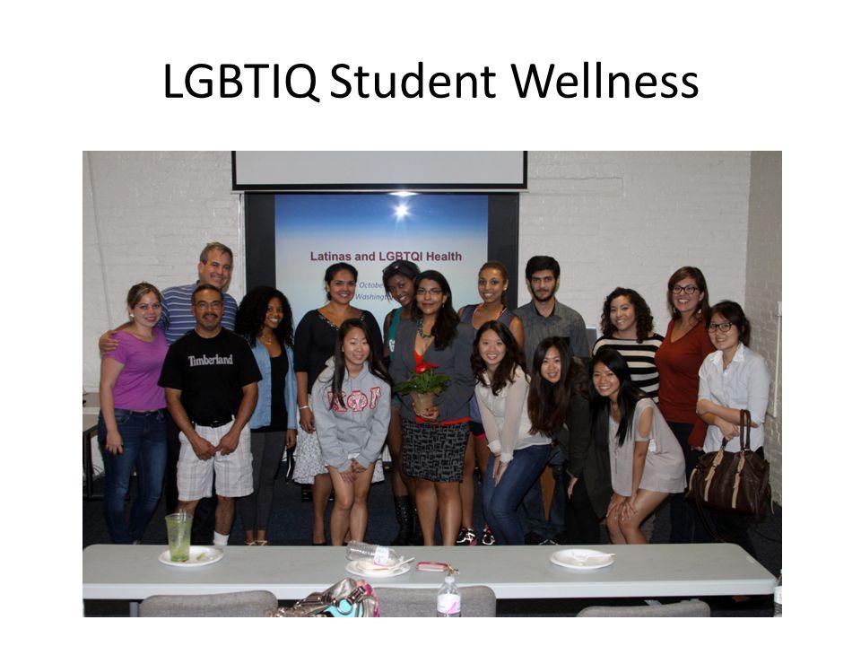 LGBTIQ Student Wellness