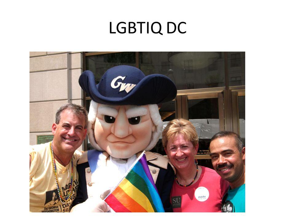 LGBTIQ DC
