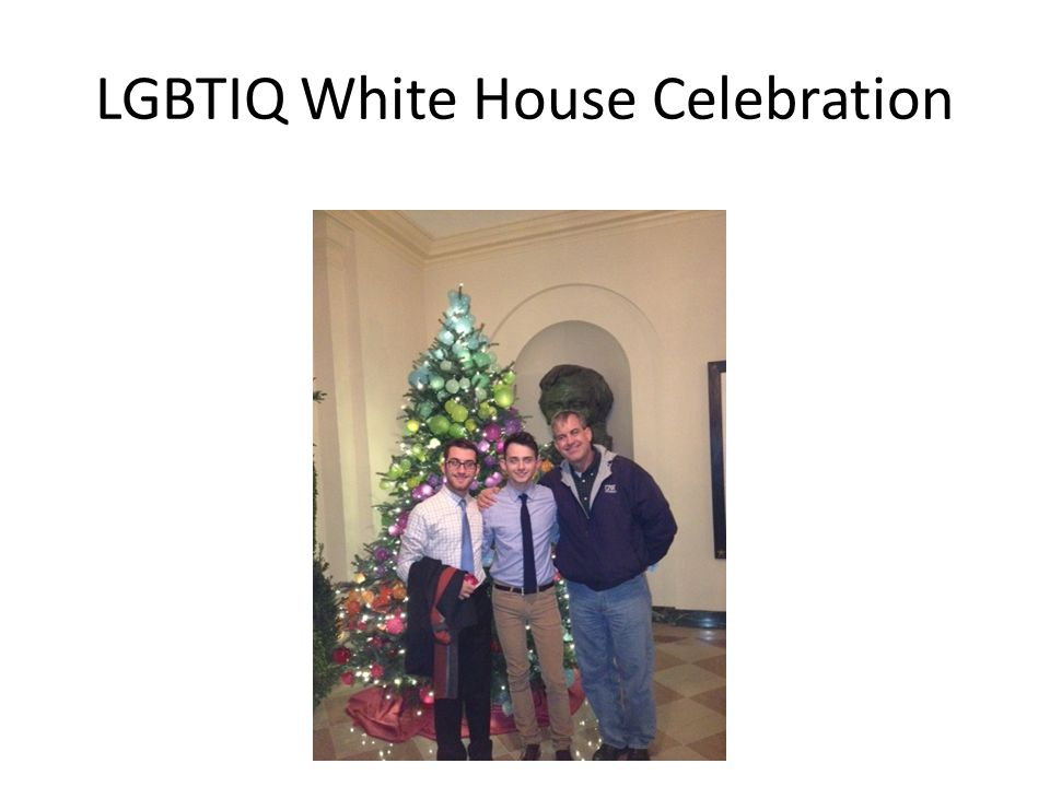 LGBTIQ White House Celebration