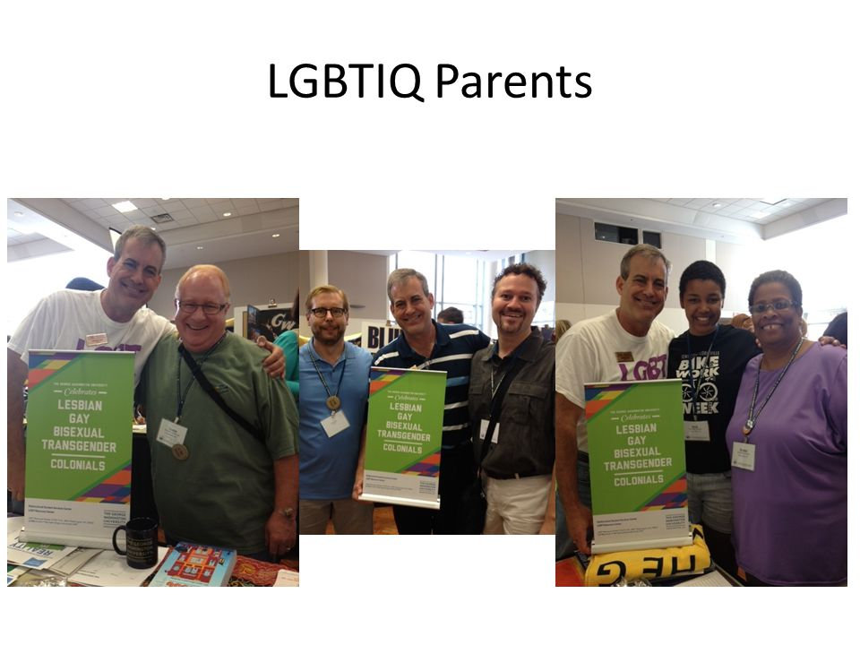 LGBTIQ Parents