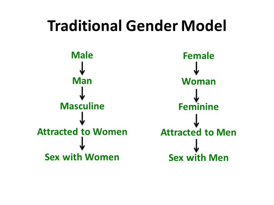 Traditional Gender Model
