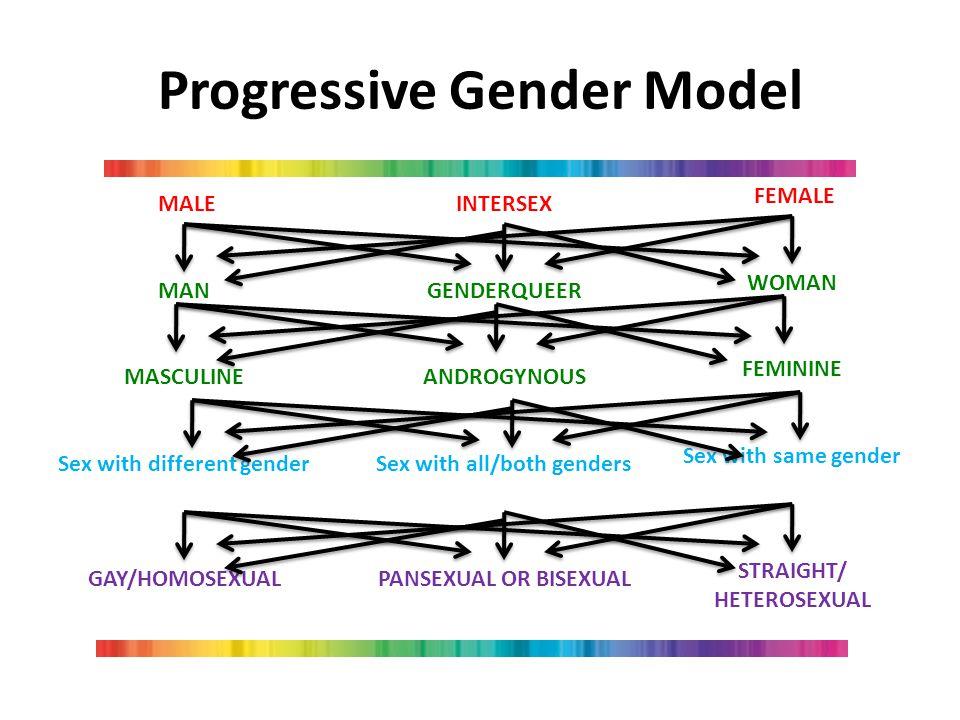 Progressive Gender Model