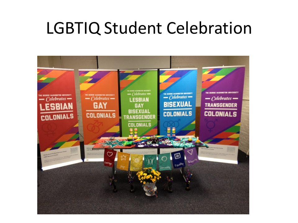 LGBTIQ Student Celebration
