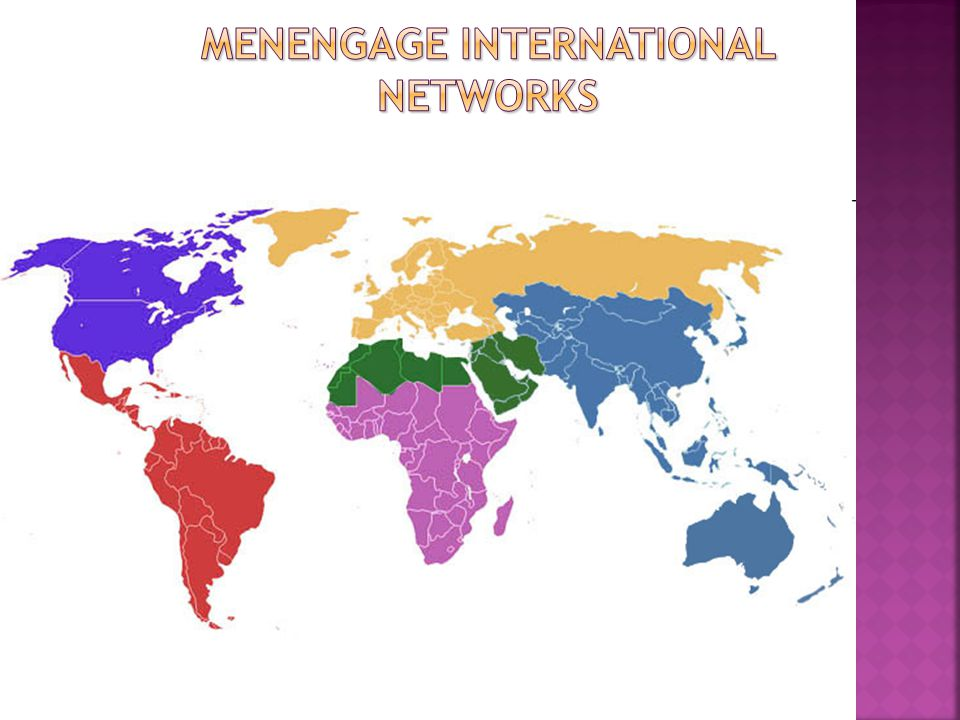 MenEngage International Networks