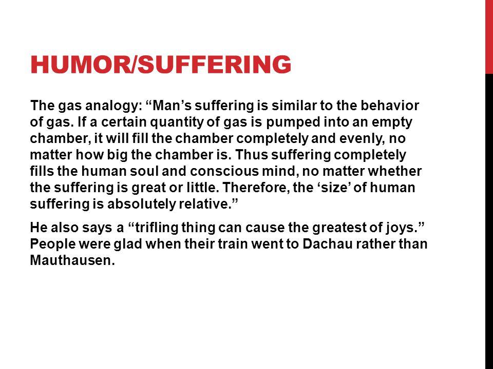 Humor/Suffering