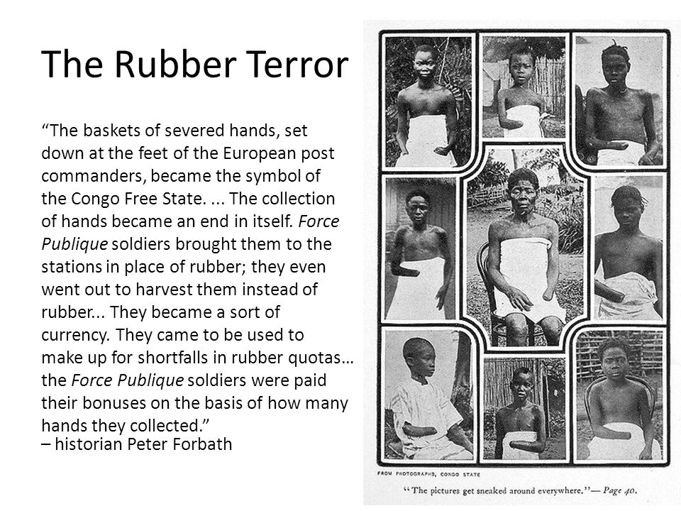 The Rubber Terror