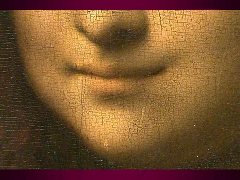 One of the main things people usually notice about Mona Lisa is her hint of a smile: Vasari describes it as a smile so pleasing, that it was a thing more divine than human to behold. Many people have speculated about what Mona Lisa was smiling about. What reason does Vasari give for her smile Why do you think Leonardo thought it important to have her smiling while he painted her