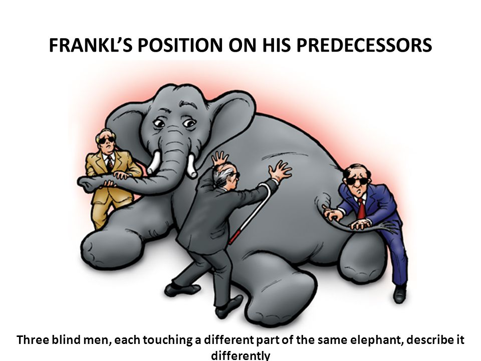 FRANKL'S POSITION ON HIS PREDECESSORS