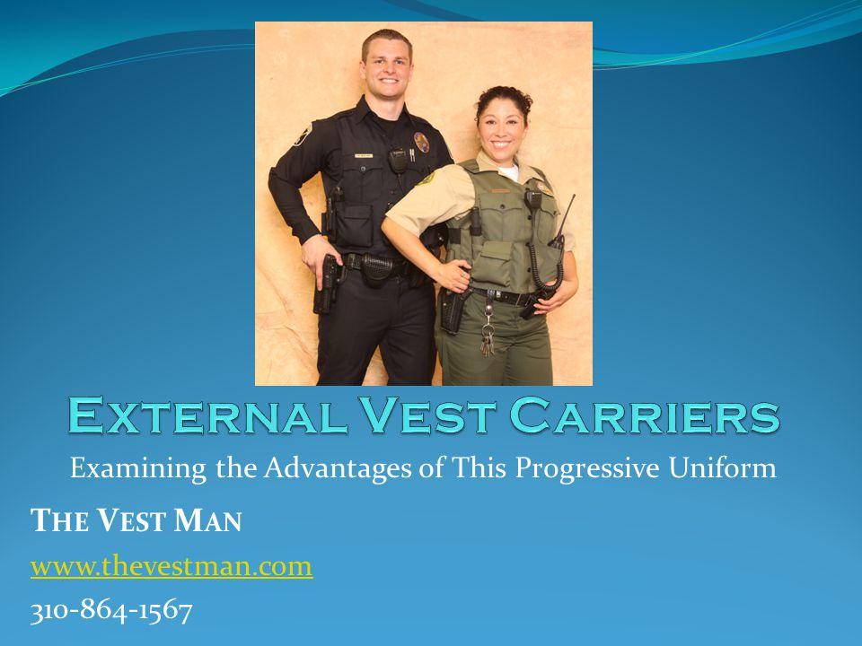 External Vest Carriers