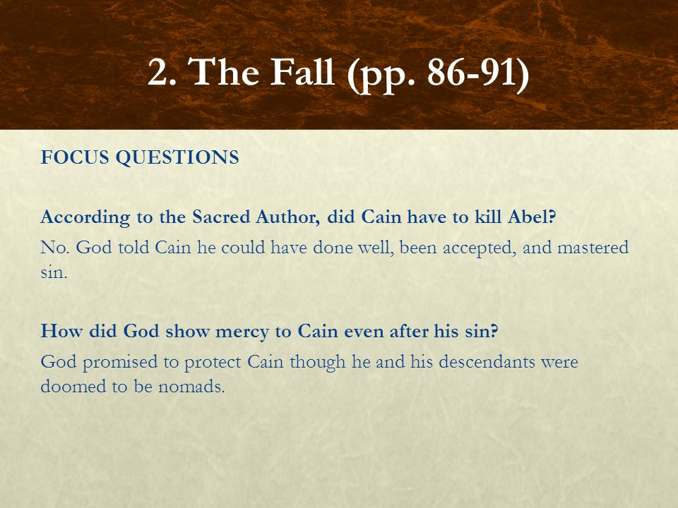 2. The Fall (pp. 86-91)