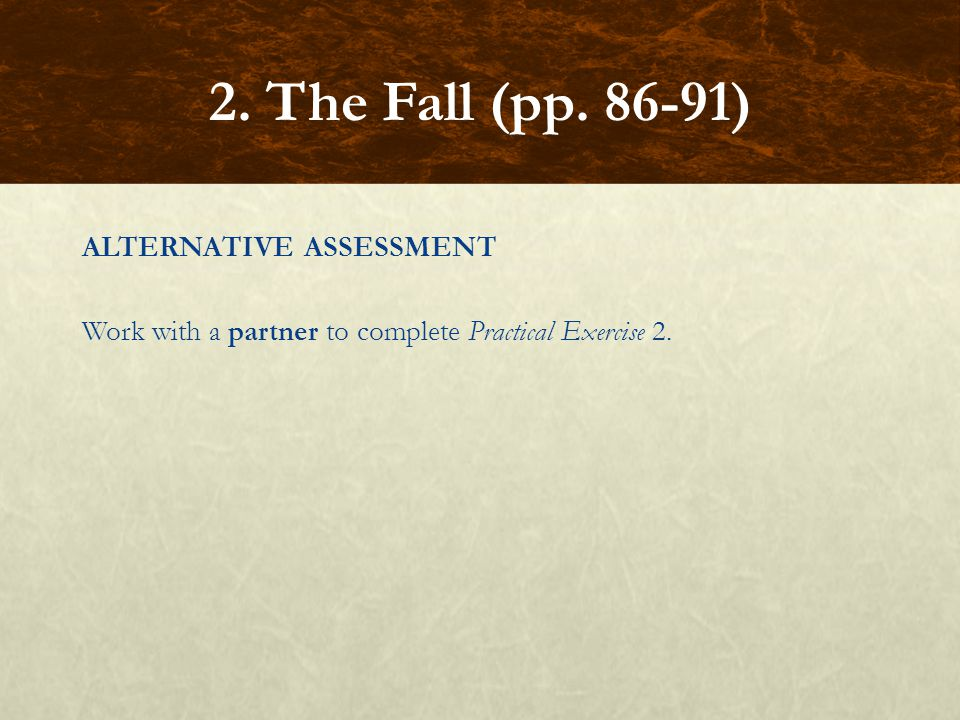 2. The Fall (pp.