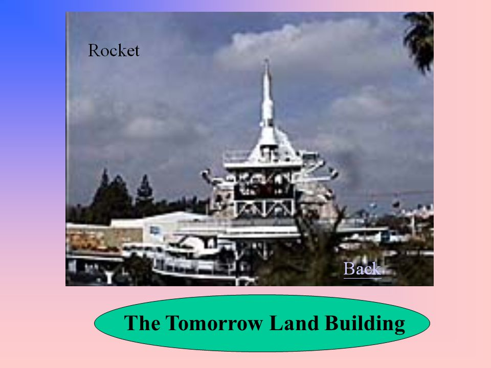 The Tomorrow Land Building
