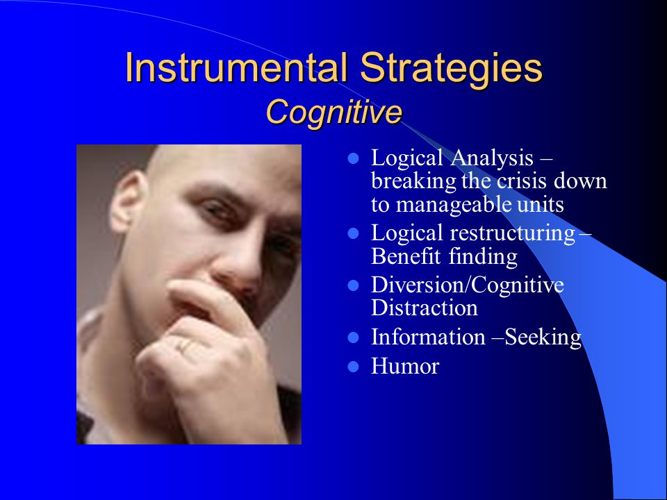 Instrumental Strategies Cognitive
