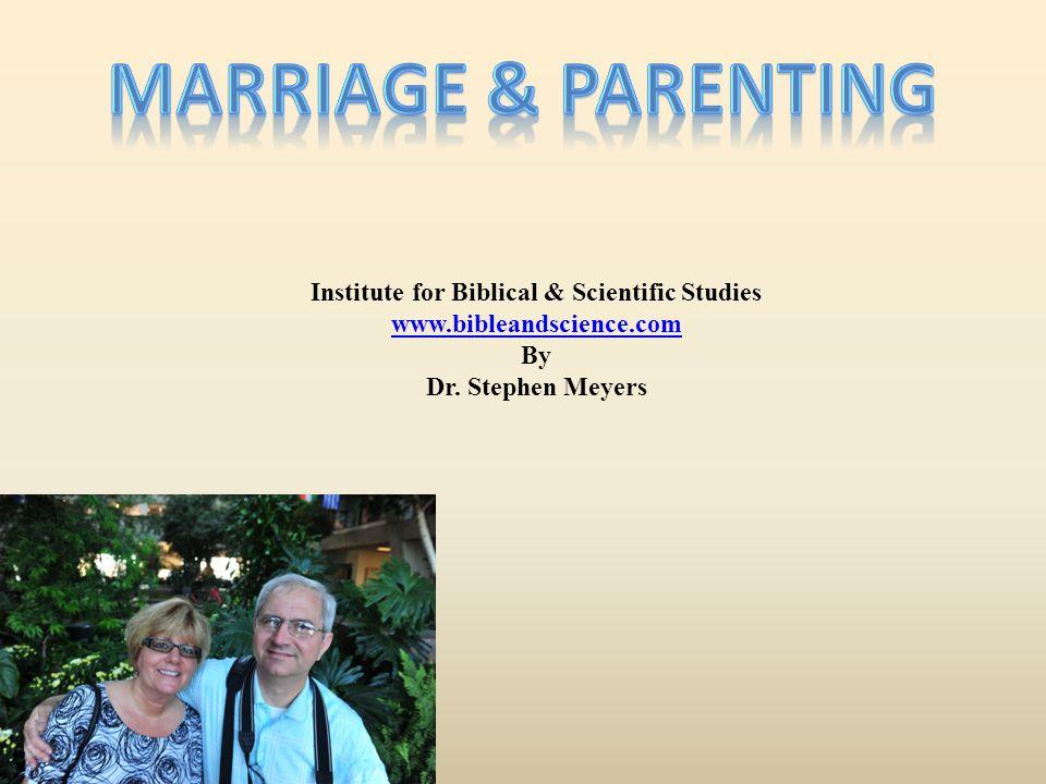 Institute for Biblical & Scientific Studies