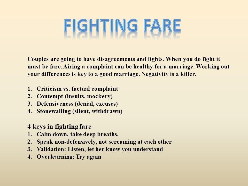 Fighting fare 4 keys in fighting fare
