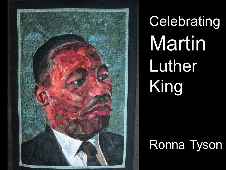 Celebrating Martin Luther