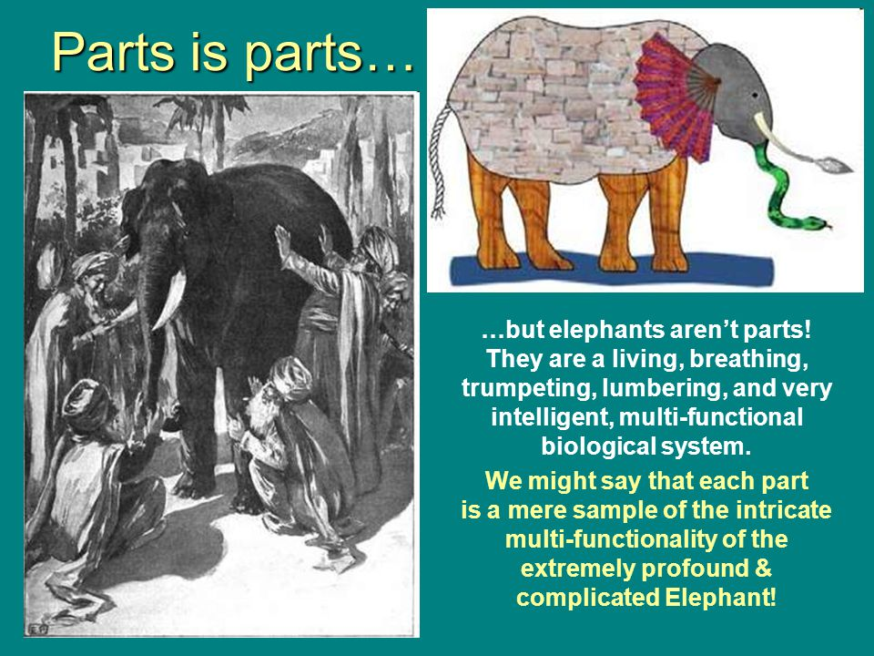 Parts is parts…