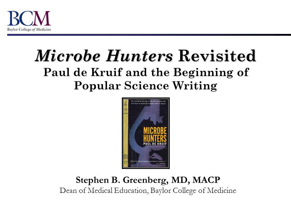 Stephen B. Greenberg, MD, MACP