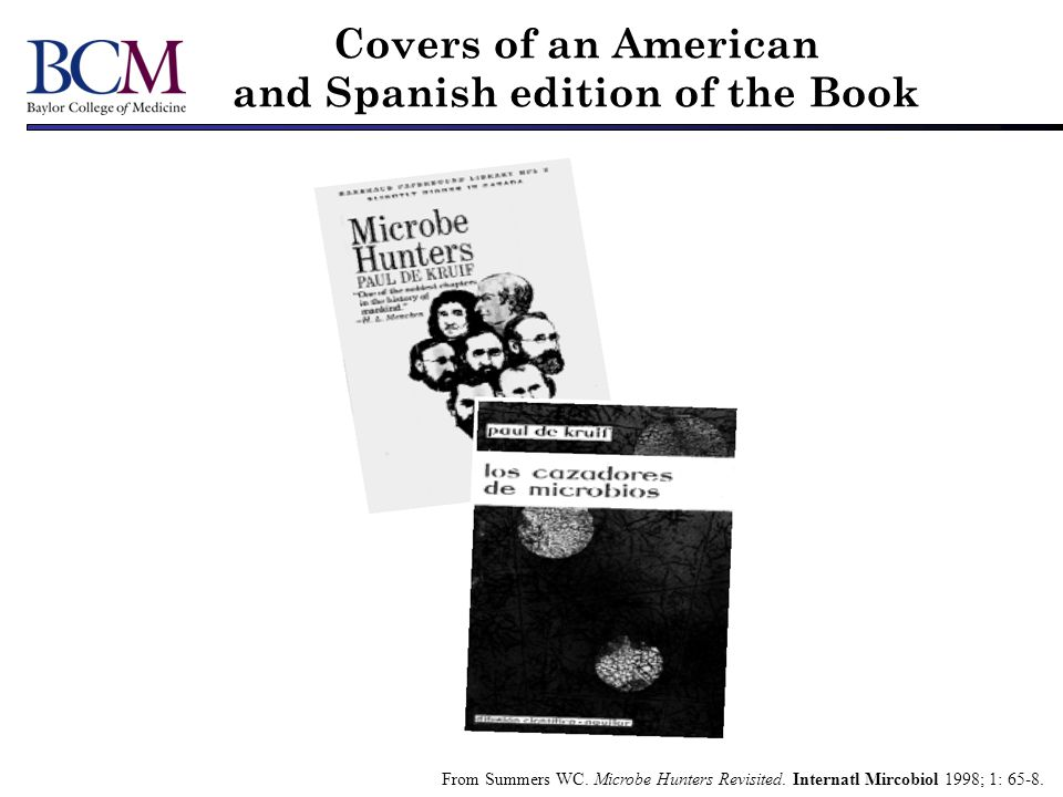 Covers of an American and Spanish edition of the Book