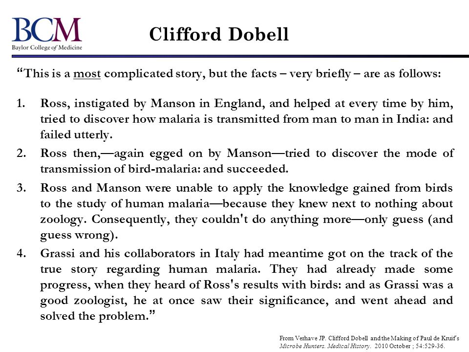 Clifford Dobell This is a most complicated story, but the facts – very briefly – are as follows: