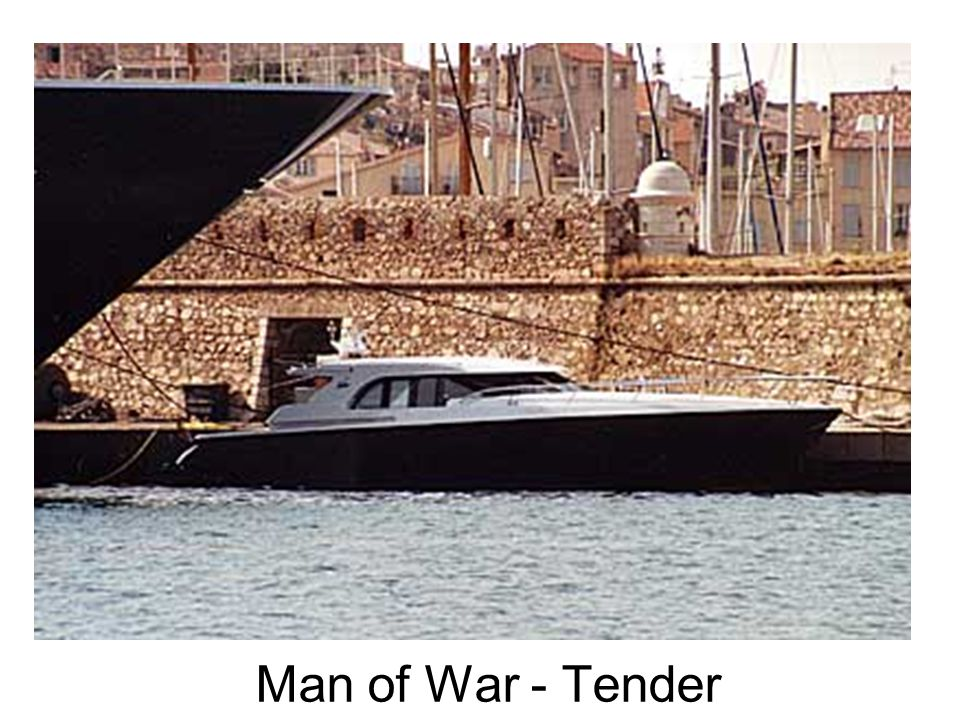 Man of War - Tender